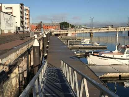 Public Marina Pontoons Port Adelaide