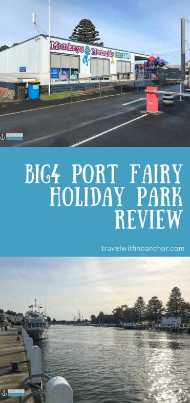 Big4 Port Fairy Holiday Park Review #portfairy #holidaypark #camping #review