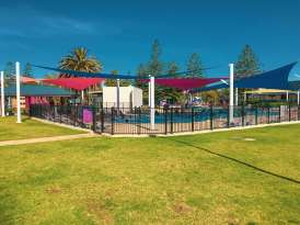 Big4 West Beach - swimming pool
