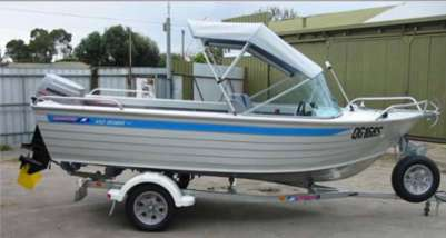 Boat Hire from Show & Go Adelaide