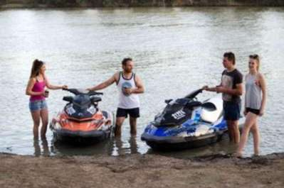 Riverland Jet Ski Tour, Jet Ski Hire Adelaide, Jet Ski Hire South Australia