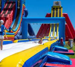 Outdoor Water Park Adelaide South Australia 2