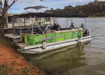 Riverland Boat Hire