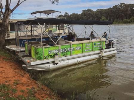 Riverland Boat Hire