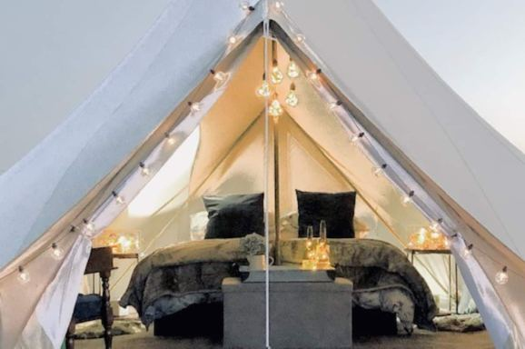 Glamping Adelaide Winery