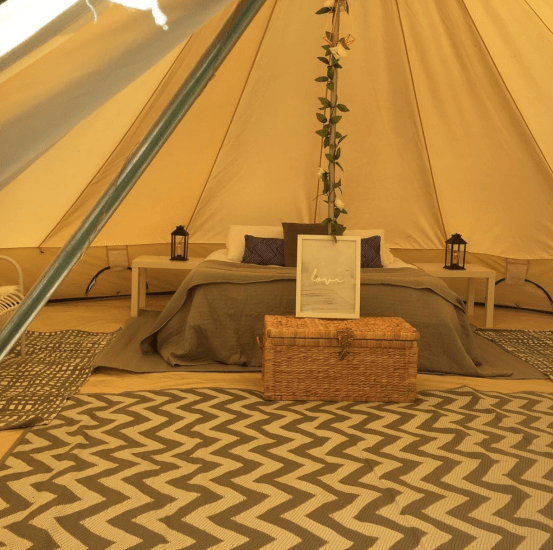 Tent Events SA, Glamping in Adelaide Hire