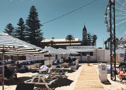 The Moseley Beach Club, Beach Club Adelaide