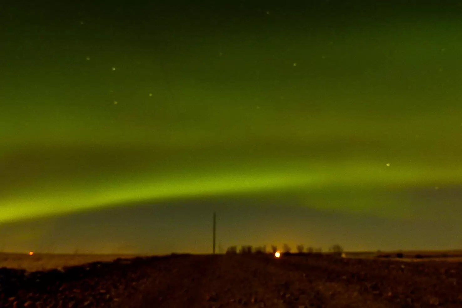 Can You See Northern Lights Calgary