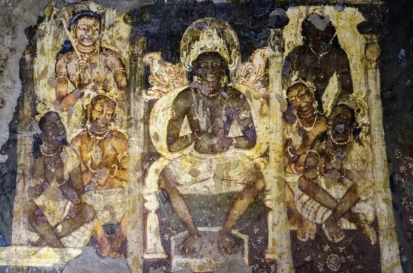 Grotta 2 di Ajanta