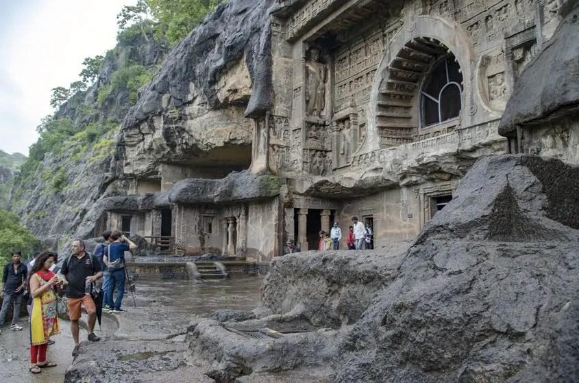 Grotta 26 di Ajanta