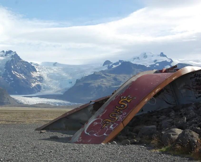 ala aereo Islanda