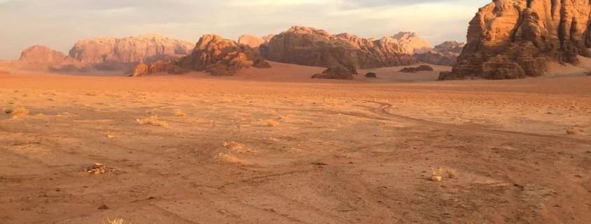 Alba al Wadi Rum