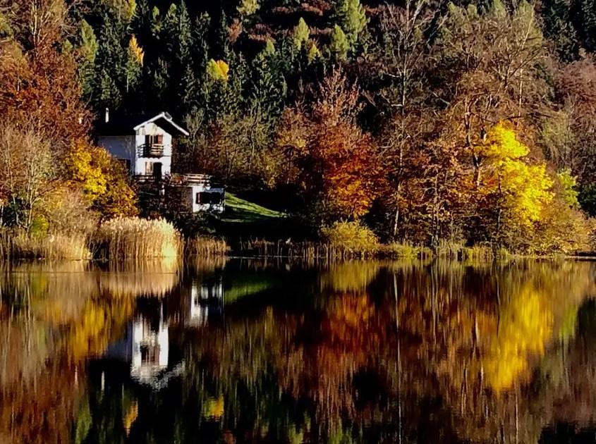Foliage Lago di Cei