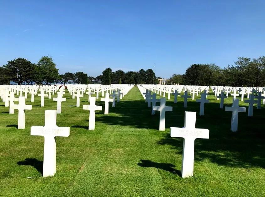 Cimitero di Omaha