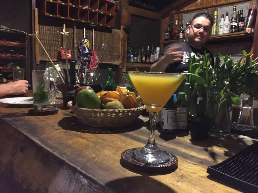 cocktail bar amazzonia