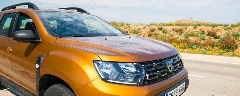 Dacia Duster Spagnola