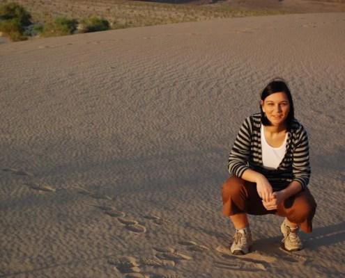Death Valley Mesquite dune