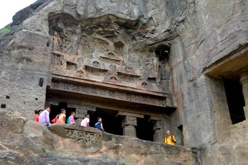 Grotta buddista di Ellora