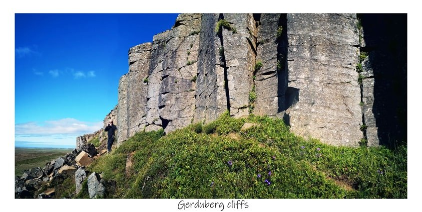 gerduberg cliffs