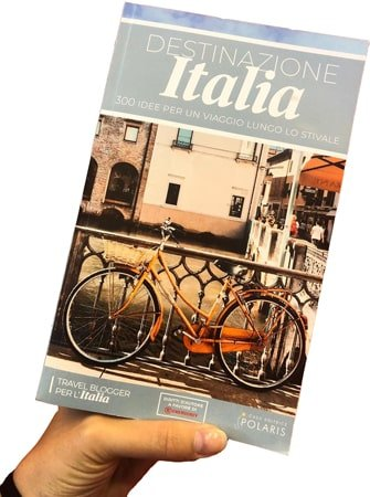 guida cartacea Destinazione Italia