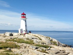 Haven Faro Peggy's Cove