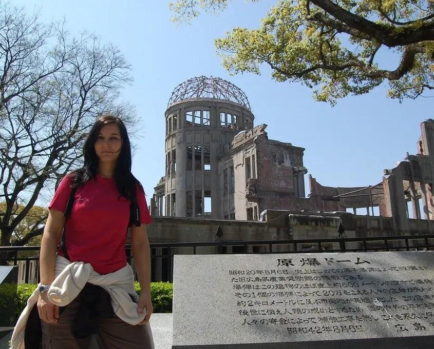 Claudia ad Hiroshima