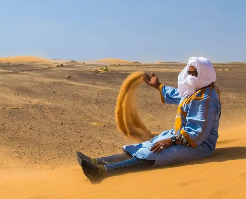 ibrahim sabbia duna