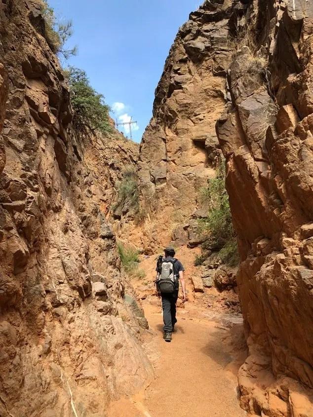 Konorchek Canyon