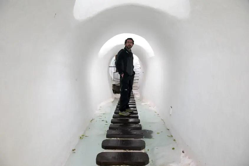 Tunnel Lagomar