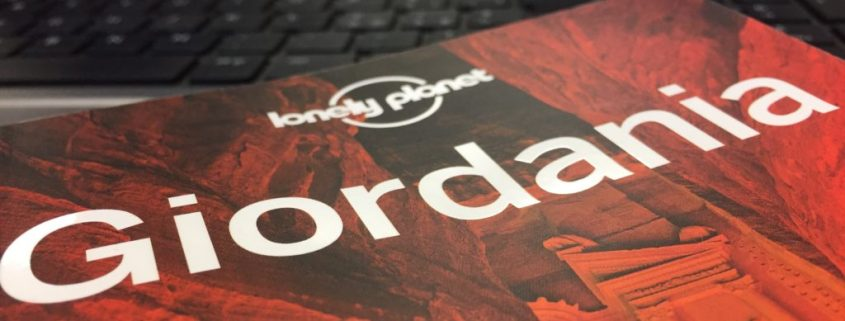 lonely planet Giordania