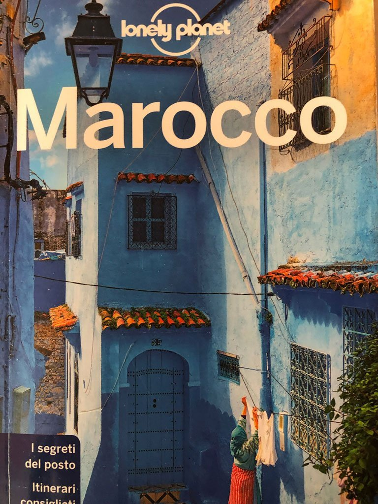 Lonely Planet Marocco