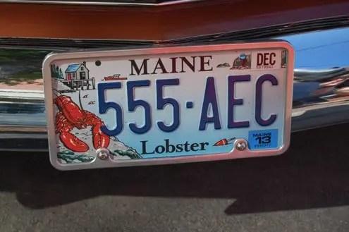Targa Maine