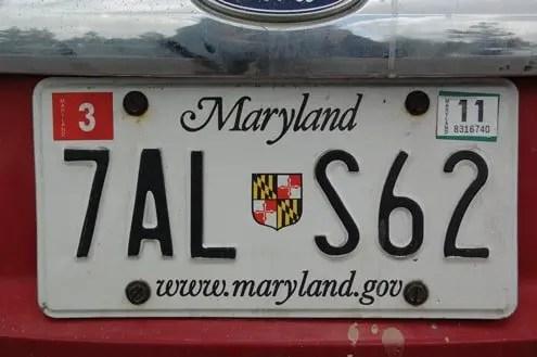 Targa Maryland