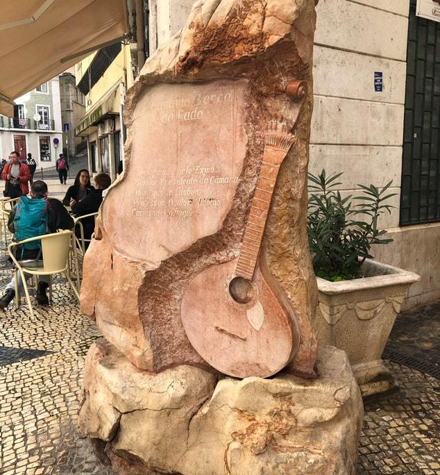 Monumento Fado