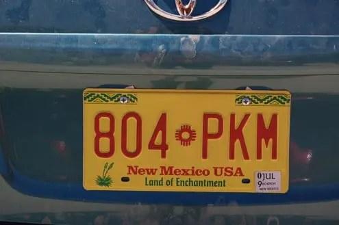 Targa New Mexico