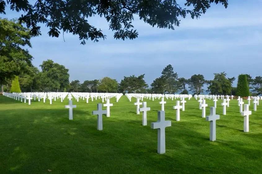 Omaha Cimitero Americano