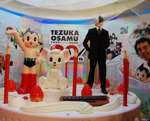 Gabri al Osamu Tezuka Museum