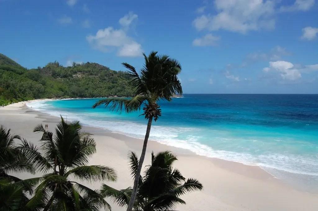 spiaggia di Mahe