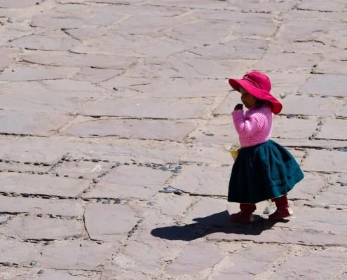perù 5 sensi bimba
