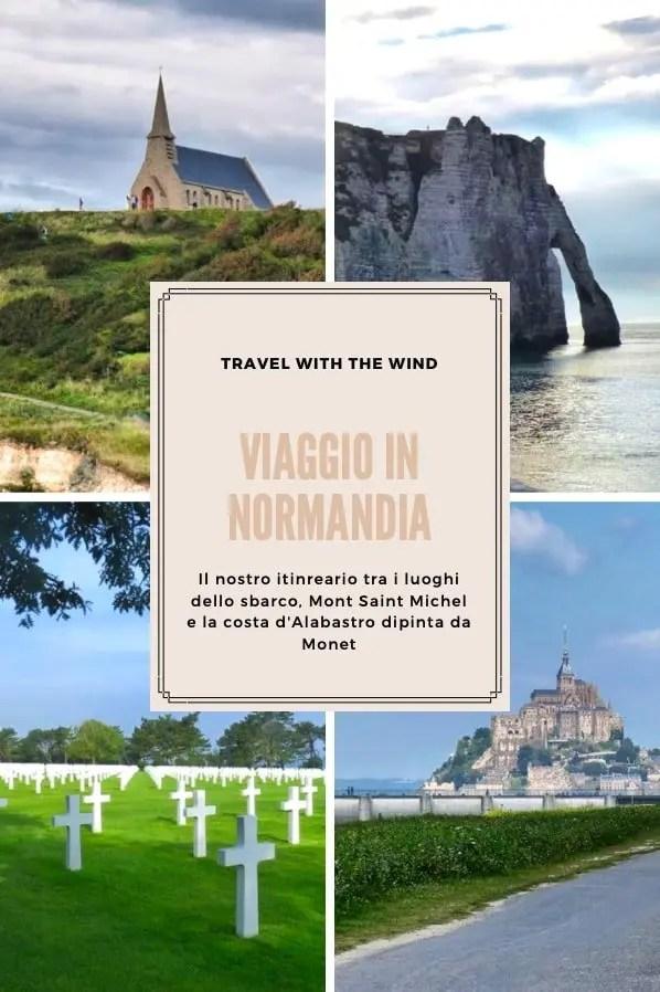 Viaggio in Normandia