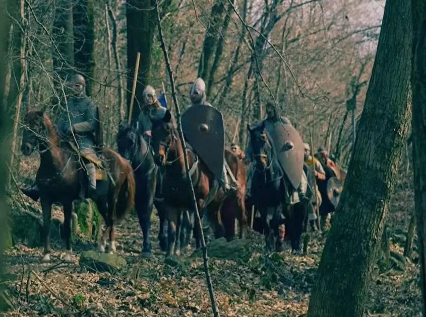 Templari nei dintorni di Prascondù