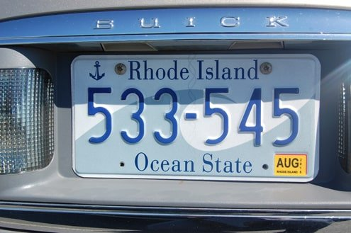 Targa Rhode Island