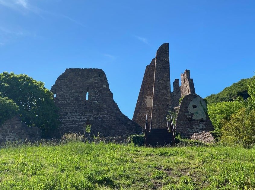 Rovine Castel Laimburg