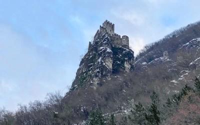 Haderburg di Salorno