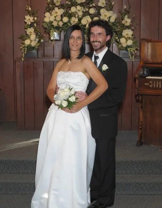 sposi in chiesa a Las Vegas