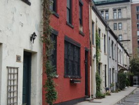 Washington Mews New York