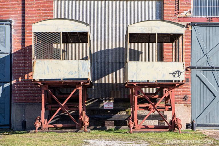 ECRM Incline Cars for the London and Port Stanley Rail Line