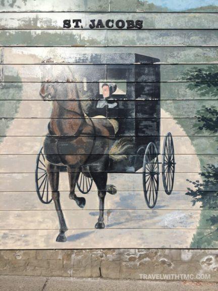 St. Jacob's Old Order Mennonites Mural