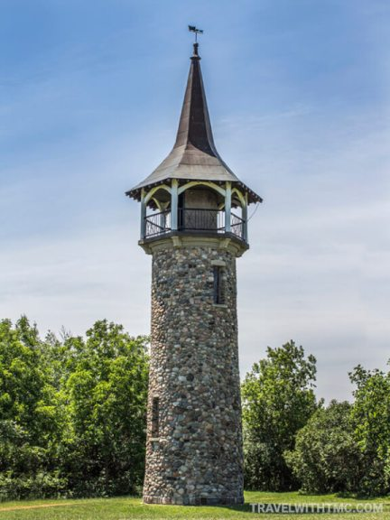 Waterloo Pioneer Memorial Tower