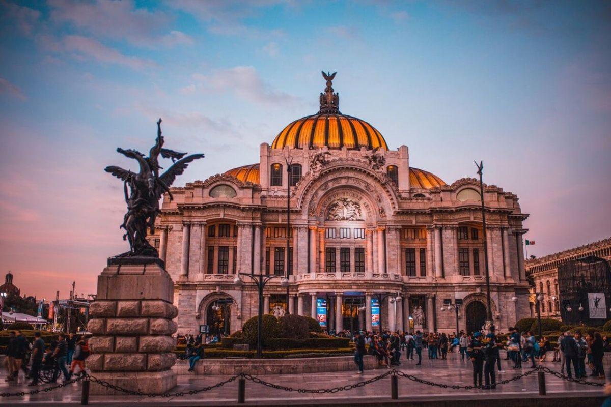 Mexico City top 10 favorite city